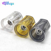 Coppervape Replacement PC / PEI Diamond Top Cap 3 Colors Display