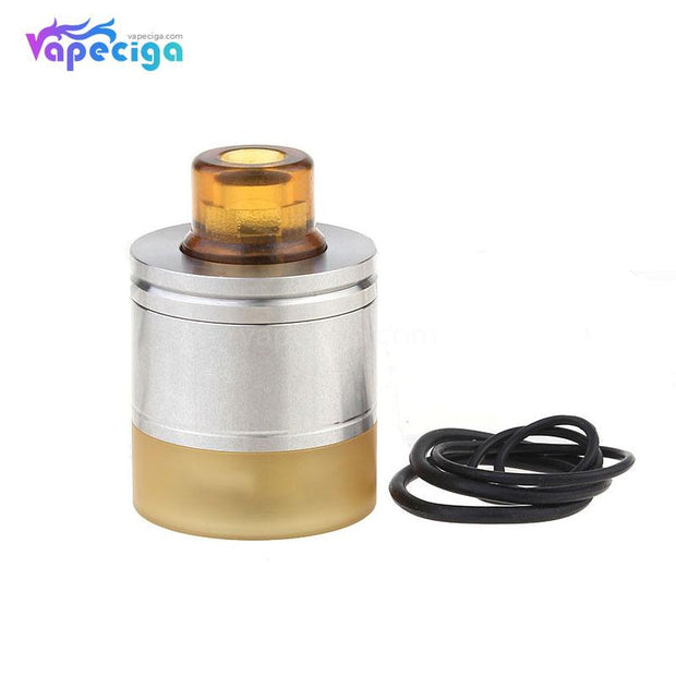 Coppervape Replacement Drip Tip + Tank Tube Display