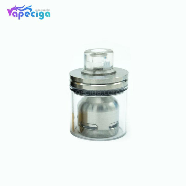 Coppervape Clear PC Replacement Drip Tip + PC Tank Tube