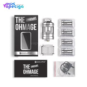 Dovpo The Ohmage Sub-ohm Tank  Package Includes