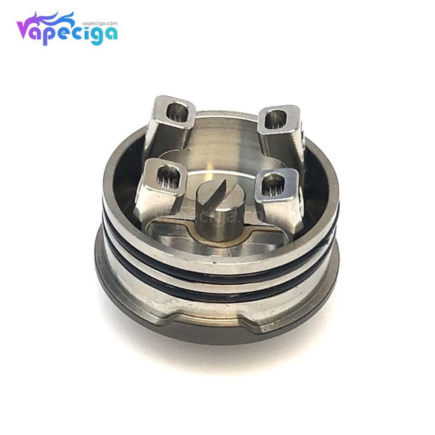DOVPO Variant RDA 22mm Coil Build Deck Details