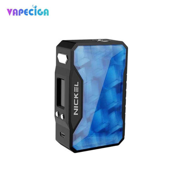 Dovpo Nickel 230W TC Box Mod Black & Ice Cubic