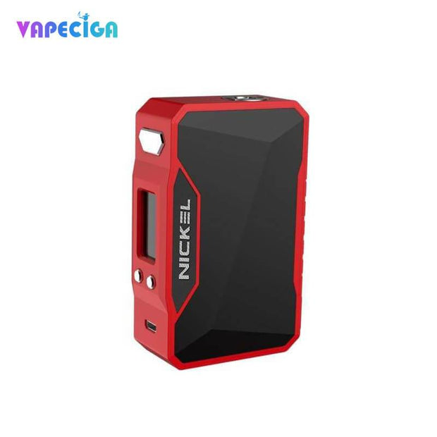 Dovpo Nickel 230W TC Box Mod Red & Space Black