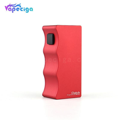 Dovpo x Signature Tips x Mike Vapes Clutch 21700 Mech Mod Red