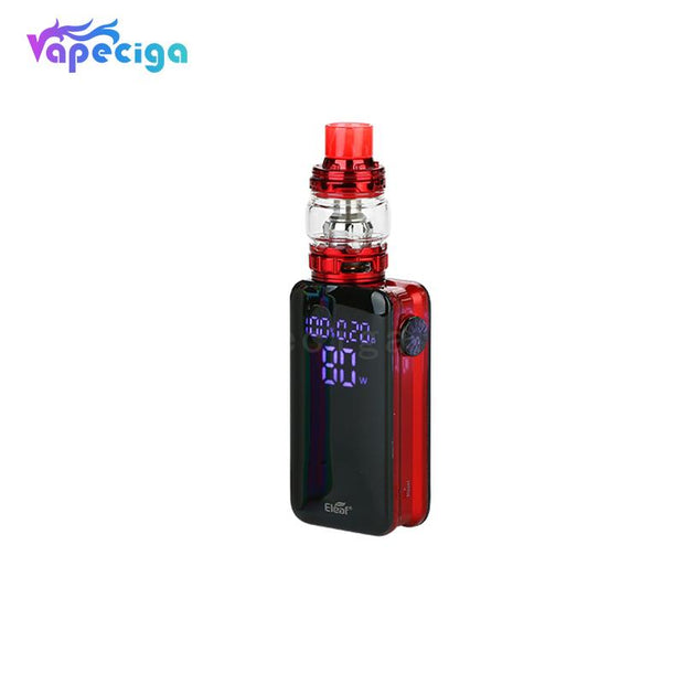 Eleaf iStick Nowos 80W VW Mod Kit with ELLO Duro Tank 4400mAh 6.5ml Red
