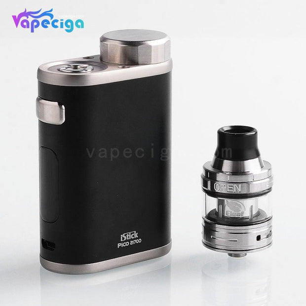 Eleaf iStick Pico 21700 TC Mod Kit with Ello Tank 100W 4ml No Battery Edition