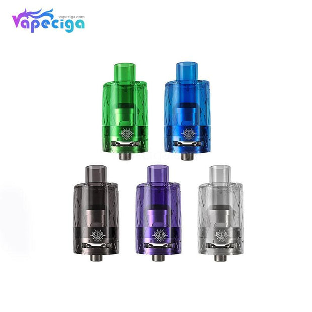 Freemax GEMM Disposable G1 Single SS316L Mesh Coil Tank 5 Colors Available