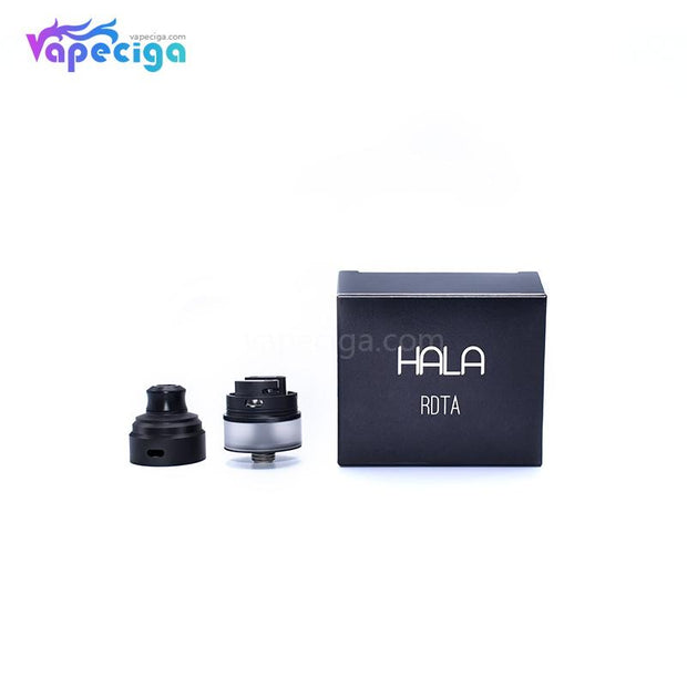 GAS MODS Hala RDTA 2ml Package Contents