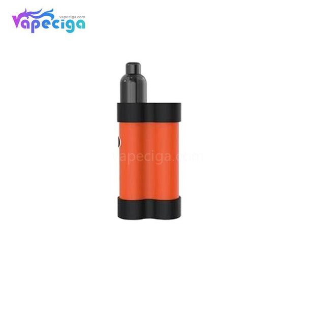 Gas Mods MARS Pod System VW Starter Kit 750mAh 2ml Orange