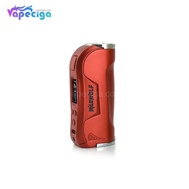 HCIGAR Warwolf TC Box Mod 80W Red