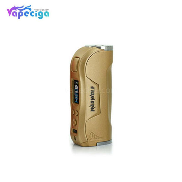 HCIGAR Warwolf TC Box Mod 80W Gold