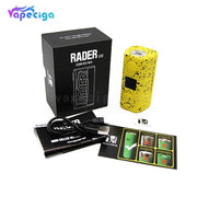 HUGO VAPOR RADER ECO TC Box Mod 200W