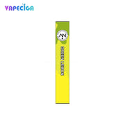 Hatman AN Disposable Vape 280mAh Green Lemon