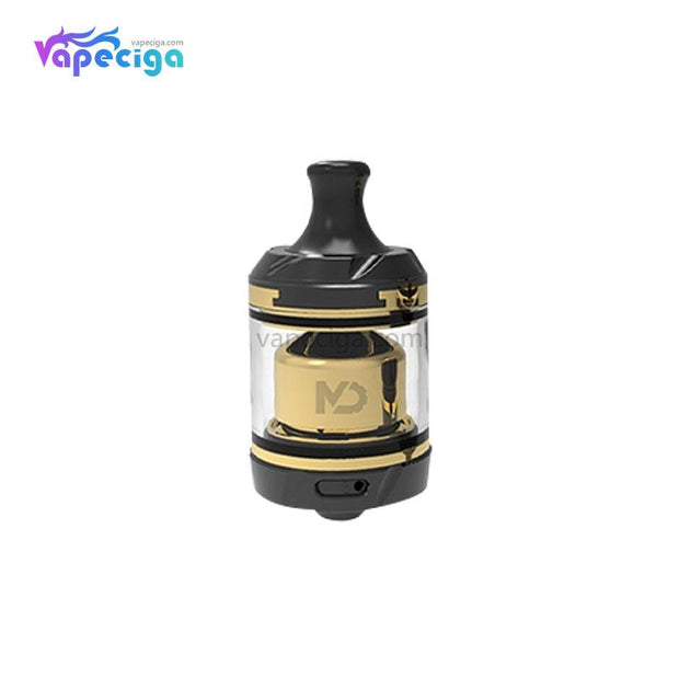 Hellvape MD RTA 4ml 27mm gold