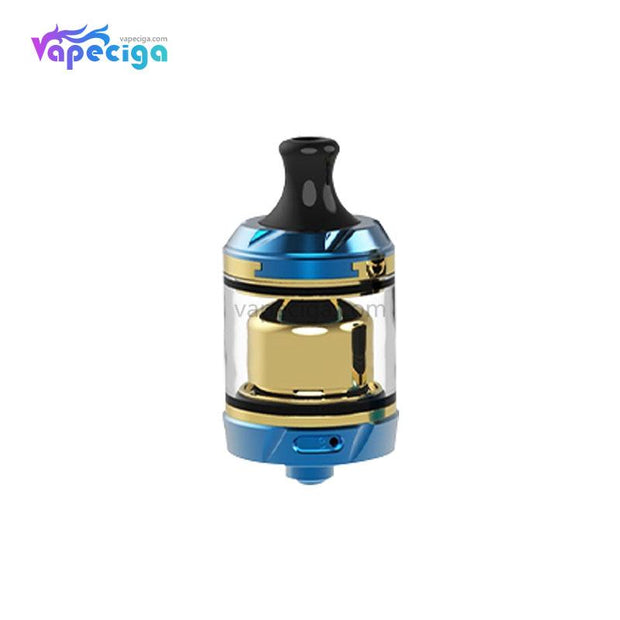 Hellvape MD RTA 4ml 27mm blue gold