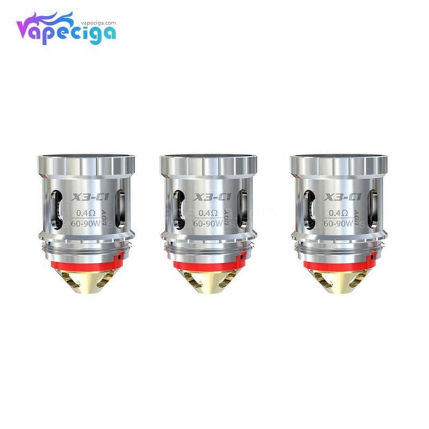 IJOY Avenger / Captain X3 Replacement Coil Head 3PCs