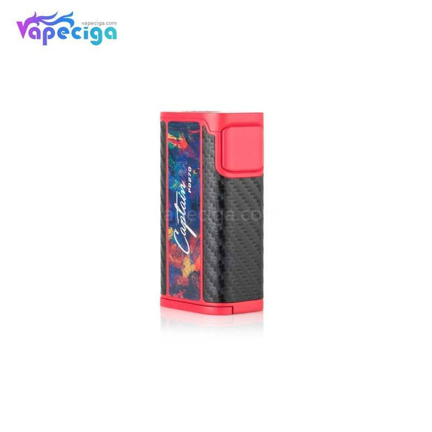 IJOY Captain PD270 234W TC Box Mod Red