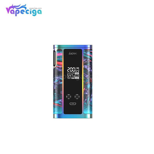 IJOY Captain Resin TC Box Mod 200W R-Splendor