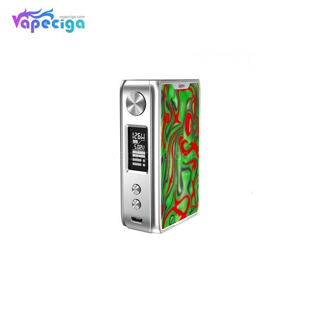 IJOY Shogun JR TC Box Mod 126W 4500mAh Stainless Steel