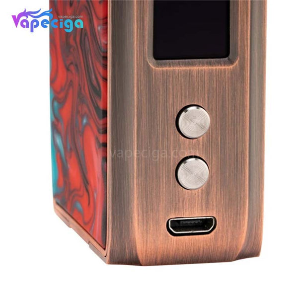 IJOY Shogun JR TC Box Mod 126W 4500mAh USB Charging