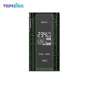 IJOY Captain PD270 TC Mod 234W Cracks Green Black