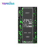 IJOY Captain PD270 TC Mod 234W Black With Green Spray