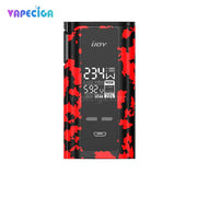 IJOY Captain PD270 TC Mod 234W Red With Black Camouflage