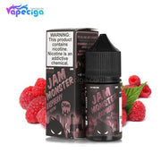 Jam Monster E-liquid 50PG / 50VG 24 / 48mg 30ml 5 Flavors