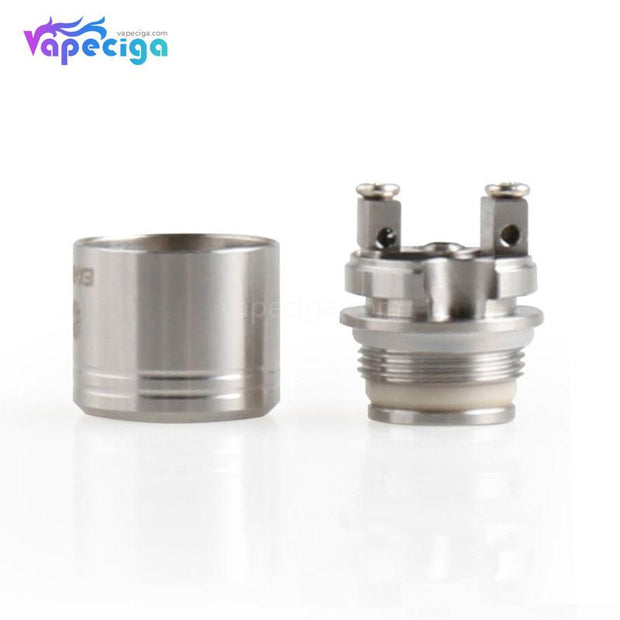 Joyetech Exceed Grip Replacement RBA Coil Silver Components