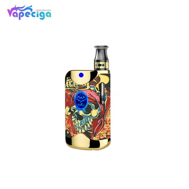 Kangvape TH-420 II VV Mod Kit 650mAh 0.5ml Skull
