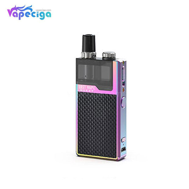 Lost Vape Orion Q-PRO Pod System VW Starter Kit Weave Series Rainbow