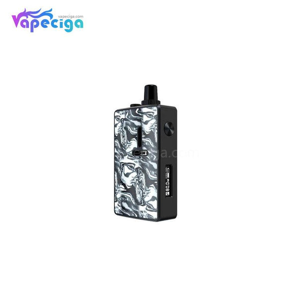 MECHLYFE Ratel XS Rebuildable TC Mod Kit 80W 5.5ml Black & Resin White