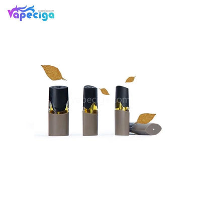 MOTI Replacement Pre-filled Pod 1.8ml 3PCs English Edition Tobacco