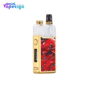 Resin-Red Orchid Vape IQS Vape Pod System 950mAh 3ml