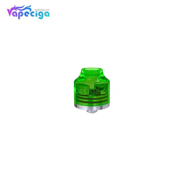 Oumier Wasp Nano RDA Transparent Green