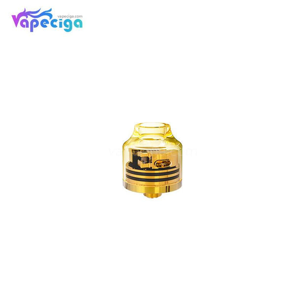 Oumier Wasp Nano RDA Transparent Gold
