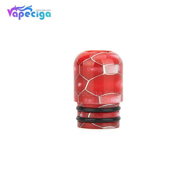 Red REEVAPE AS109SS Resin 510 Drip Tip