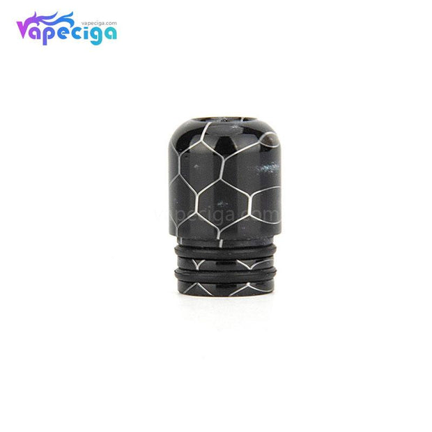 Black REEVAPE AS109SS Resin 510 Drip Tip