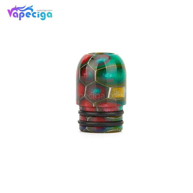 Green REEVAPE AS109SS Resin 510 Drip Tip