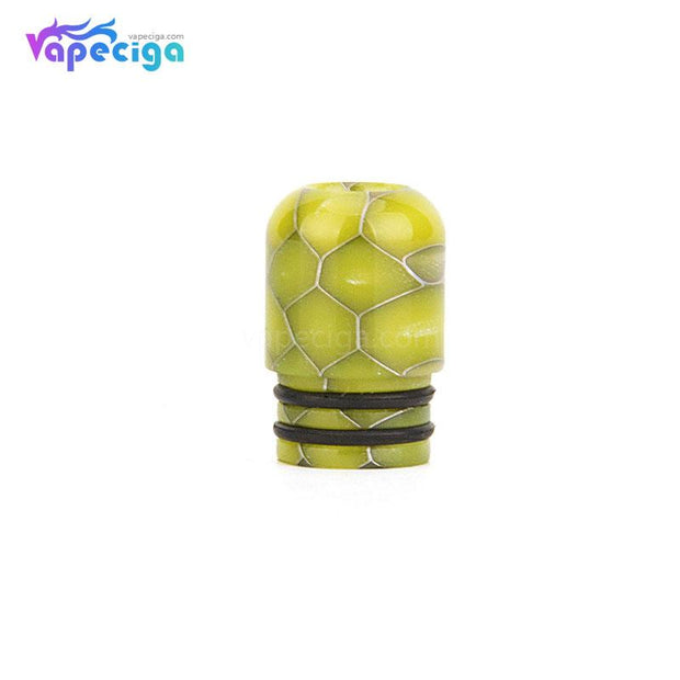 Lemon Yellow REEVAPE AS109SS Resin 510 Drip Tip