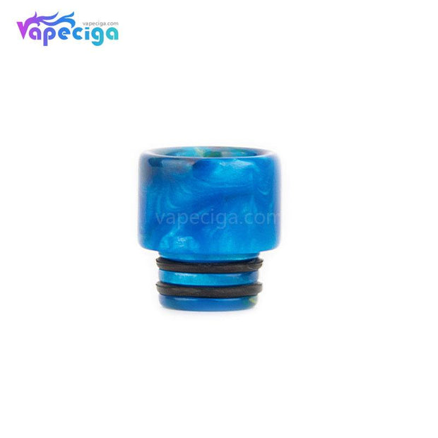 Blue REEVAPE AS115 Resin 510 Drip Tip