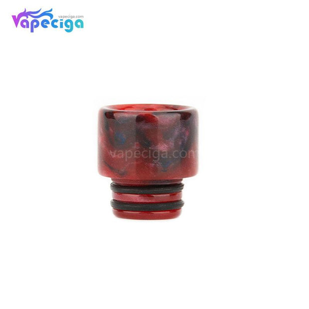 Red REEVAPE AS115 Resin 510 Drip Tip