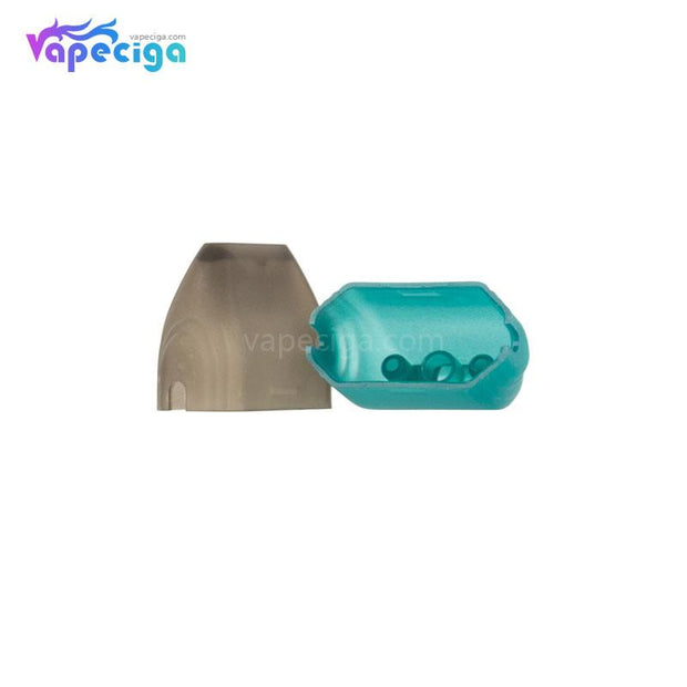 REEVAPE Acrylic Replacement Drip Tip 2 Colors Display