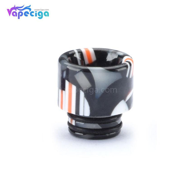 Resin 510 Flag Drip Tip 3 Optional Colors