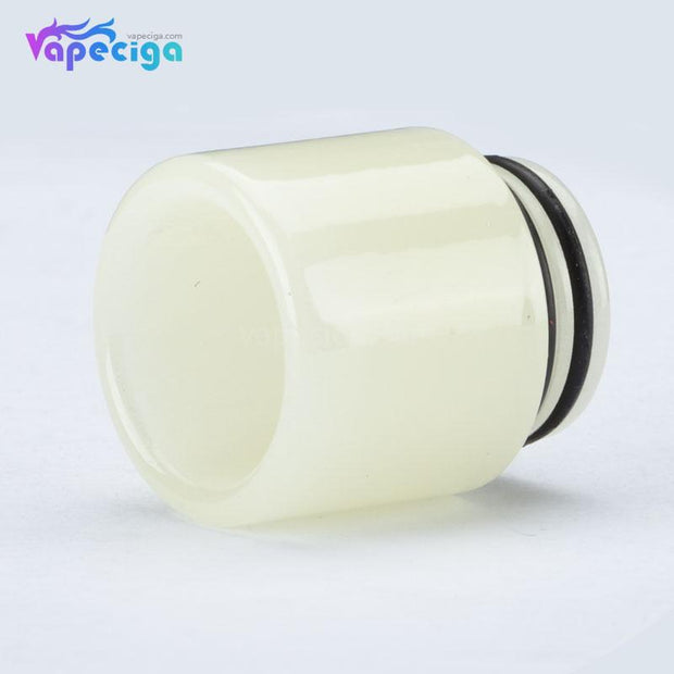 Resin Luminous 810 Drip Tip with Large Bore Real Shots