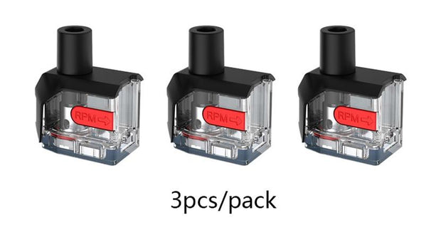 SMOK Alike Replacement Empty Pod Cartridge 5.5ml 3PCs