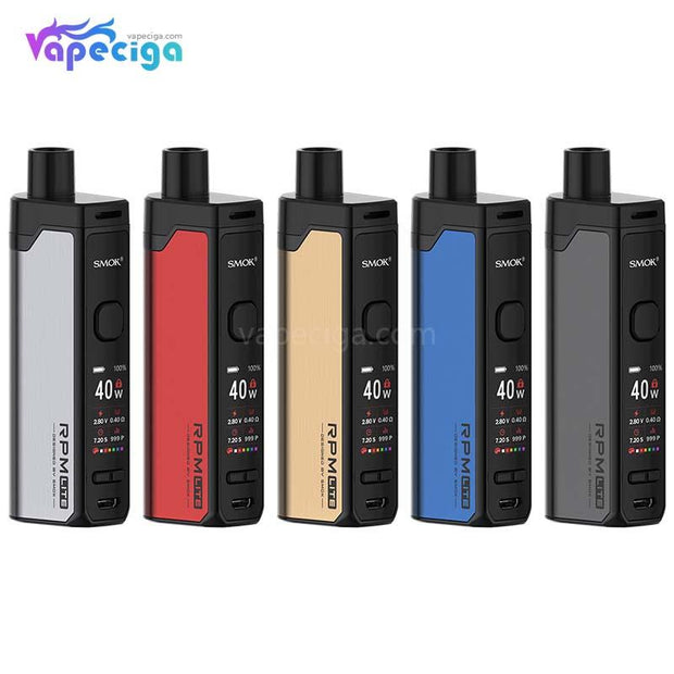 SMOK RPM Lite VW Pod Mod Kit 1250mAh 3.2ml