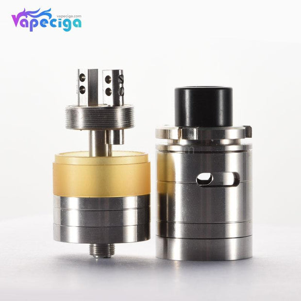 ST SR Kalora Style RTA 25mm 6ml Real Shots