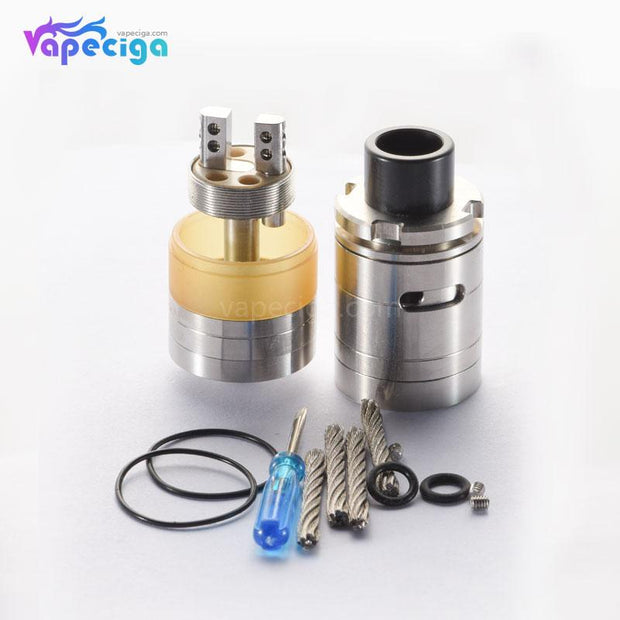 ST SR Kalora Style RTA 25mm 6ml Display