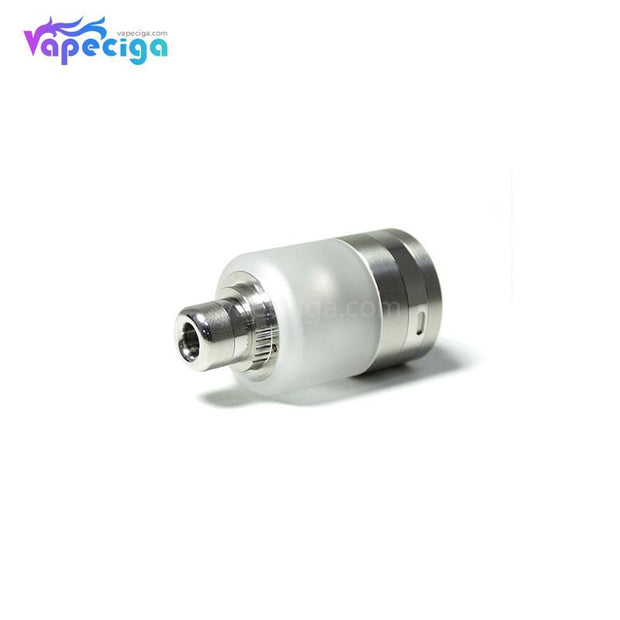 SXK Bastard V3 Style RTA 316SS 3.5ml 22mm Silver Top Details